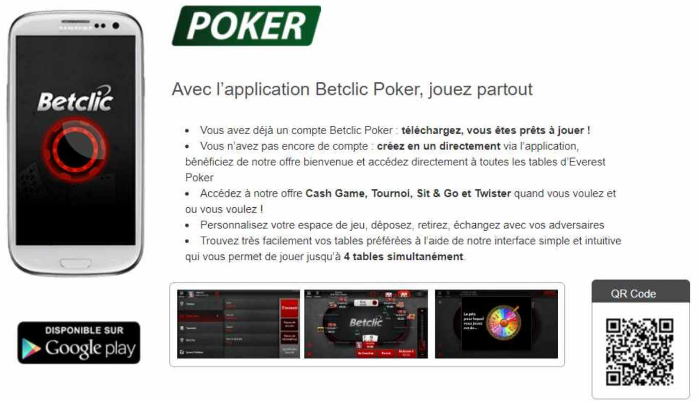 Comment telecharger Betclic